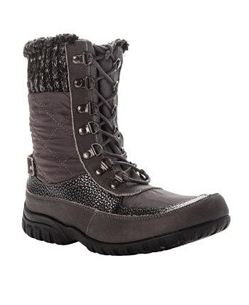 Женские ботинки Delaney Frost для холодной погоды Propet