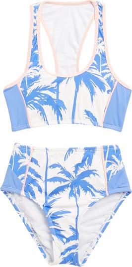 Двухкомпонентный купальный костюм Miami Palm Racerback Hobie