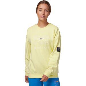 Heads Up Sweatshirt P.E NATION