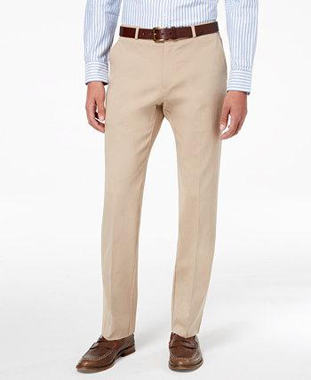 Мужские брюки современного кроя TH Flex Stretch Comfort Solid Performance Tommy Hilfiger