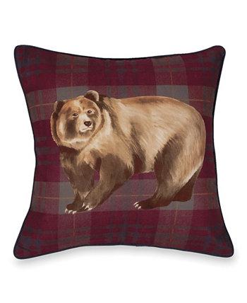 G.H. Декоративная подушка Bass Bear 20x20 G.H. Bass & Co.