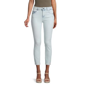 Florence Insta Sculpt Mid-Rise Skinny Jeans DL1961