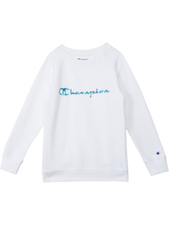 Флисовая куртка Tie-Dye Fill Script Script (Big Kids) Champion Kids