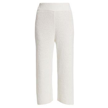 Sunny Wide-Leg Pants Rag & bone