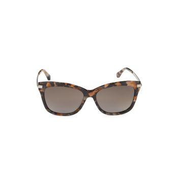 "Солнцезащитные очки ""кошачий глаз"" 55 мм Jimmy Choo"