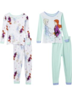Набор из четырех предметов Frozen 2 (для маленьких / больших детей) Favorite Characters