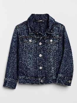 Джинсовая куртка для малышей с Washwell ™ Gap Factory