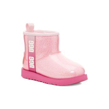 Маленькая девочка & amp; Классические прозрачные мини-сапоги для девочек UGG