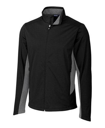 Мужская куртка софтшелл Navigate для больших и высоких размеров Cutter & Buck