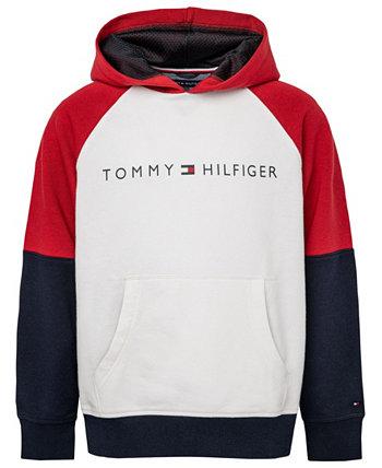 Классический пуловер с капюшоном для маленьких мальчиков Tommy Hilfiger