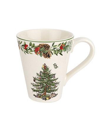 Рождественская елка 2021 Ежегодная кружка мандарина Spode
