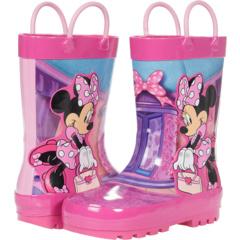 Ботинки Минни Рейн (для малышей / маленьких детей) Josmo Kids