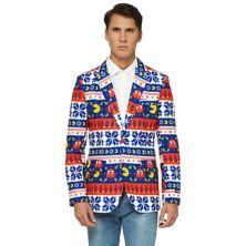 Мужской рождественский пиджак Suitmeister Pac-Man Suitmeister