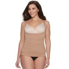 Plus Size Lunaire Shapewear Open-Bust Camisole Tank 4160HL Lunaire