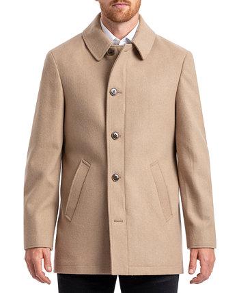 Мужское классическое однобортное пальто CHAPS