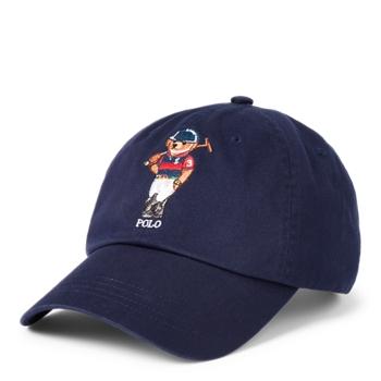 Размер бейсболки чино Polo Bear Ralph Lauren