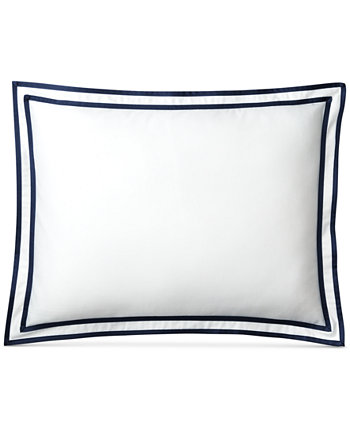 Декоративная подушка Spencer Border 12 x 16 дюймов Ralph Lauren