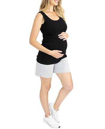 Женский комплект майки и шорт для беременных и кормящих Blooming Women by Angel