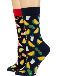 Подарочный набор носков Taco из 2 пар Happy Socks