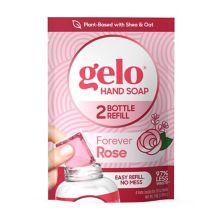 Пенное мыло для рук Gelo - Forever Rose, 20 жидких унций Gelo