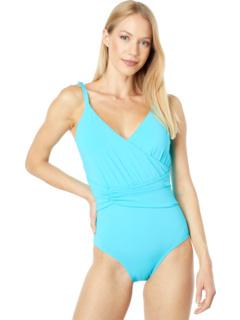 Сплошной сплошной купальник Gloria Jantzen