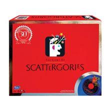 Выигрышные ходы Игра Scattergories: 30-летие издания Winning Moves