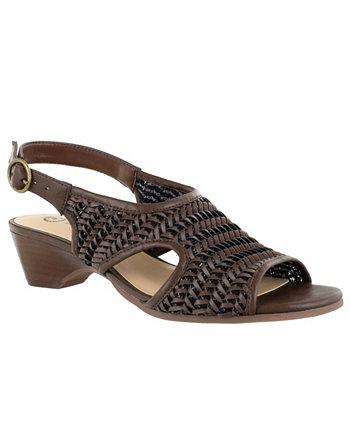 Женские сандалии на танкетке Justine II Bella-Vita