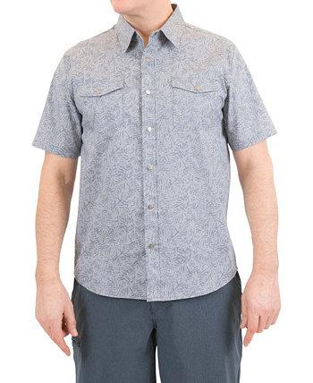 Мужская хлопковая эластичная рубашка Mountain And Isle Mountain And Isles