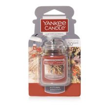 Yankee Candle Autumn Wreath Car Jar Ultimate Yankee Candle