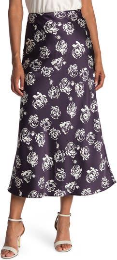 Макси-юбка с цветочным принтом CLUB MONACO