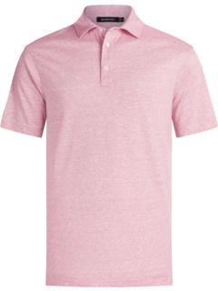 Рубашка-поло с тремя пуговицами Antonio Melange BUGATCHI