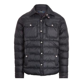 Водоотталкивающая стеганая куртка Ralph Lauren