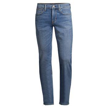 Узкие прямые джинсы Blake Hudson Jeans