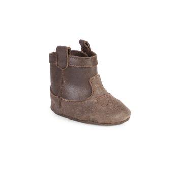 Кожаные ботинки Marlilee для маленьких девочек Ralph Lauren