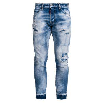 Джинсы Disfatto с пятью карманами DSQUARED2