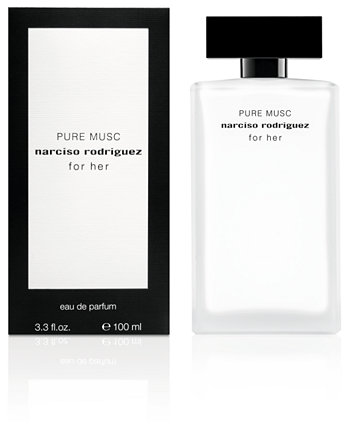 For Her Pure Musc Eau de Parfum, 3,3 унции. Narciso Rodriguez