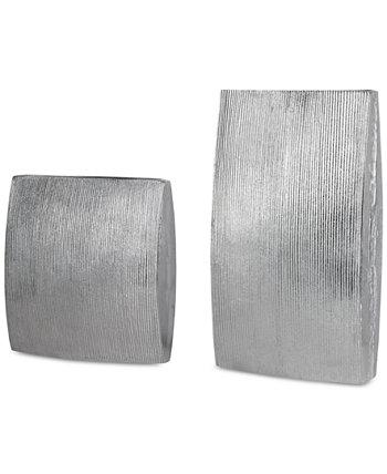 Алюминиевые вазы Darla, 2 шт. Uttermost
