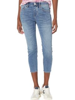 Укороченные джинсы скинни Petite Valentina без застежки с высокой посадкой Jag Jeans