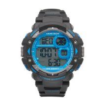 Мужские часы Armitron Pro Sport Blue с цифровым хронографом - 40-8309BLU Armitron