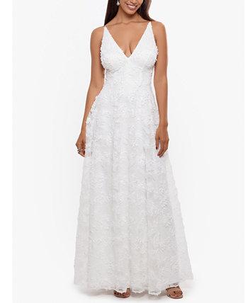 Кружевное платье для миниатюрных XSCAPE