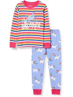 Organic Cotton Long Sleeve Appliqu Pyjama Sets Hatley