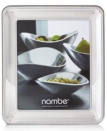 """Каркас Nambe Braid 8 """"x 10"""" Nambe"""