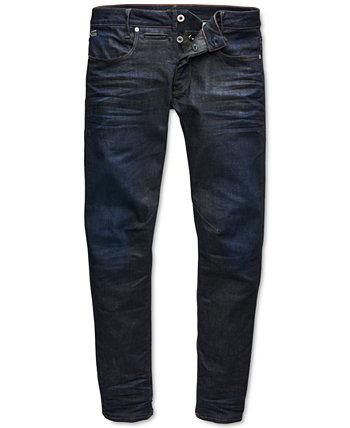 Мужские зауженные джинсы D-Staq с 5 карманами G-Star