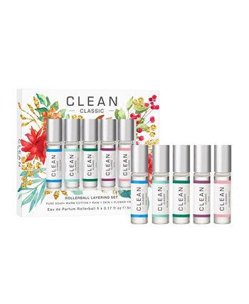 5-шт. Праздничный набор для слоёв CLEAN Fragrance
