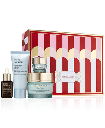 4 шт. Подарочный набор для ухода за кожей Protect & Hydrate Estee Lauder