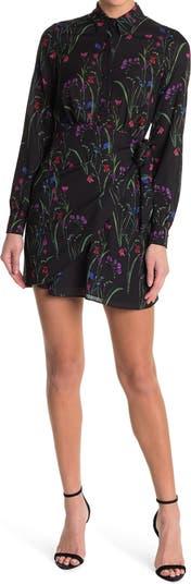 Платье-рубашка с длинным рукавом Parker