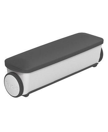 Вальцовый пылеуловитель, простой в использовании просеиватель и разбрасыватель муки Tovolo