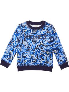 Printed Sweatshirt (Little Kids/Big Kids) Kenzo Kids