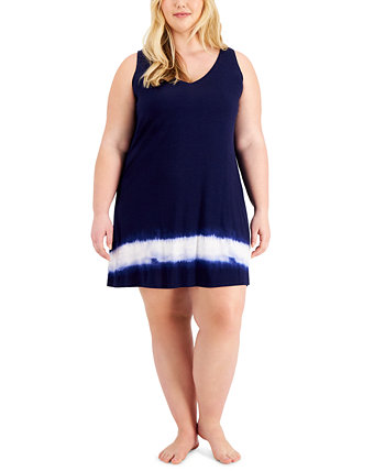 Ночная сорочка большого размера с V-образным вырезом, созданная для Macy's Alfani