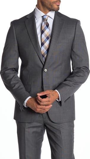 Приталенный костюм с воротником-стойкой Malbin Separate Jacket Calvin Klein